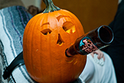 Wine Bar | Where to Celebrate Halloween in NYC