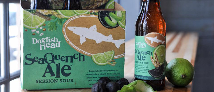 Dogfish Head's Newest Beer Is Nautically Inspired