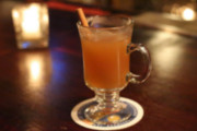 Wine Bar | Festive Fall Cocktails at the Jersey Shore