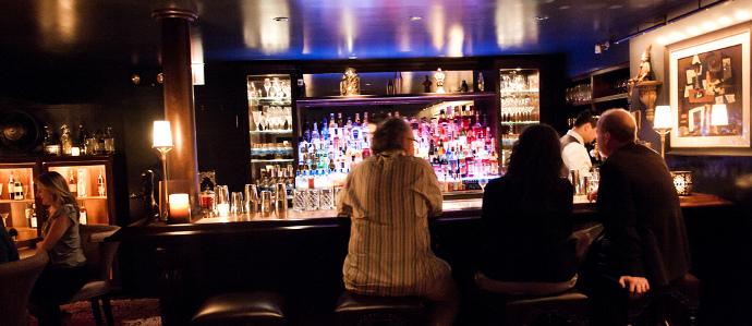 Drink Easy at NYC's Coolest Speakeasies