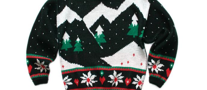 Christmas sweaters nyc