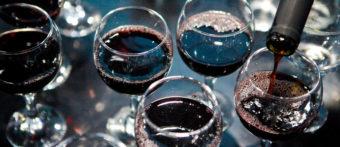 A Limitless Fountain of Wine Can Be Found in Italy