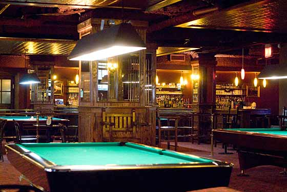 Amsterdam Billiards And Bar Drink NYC The Best Happy Hours - Pool table nyc