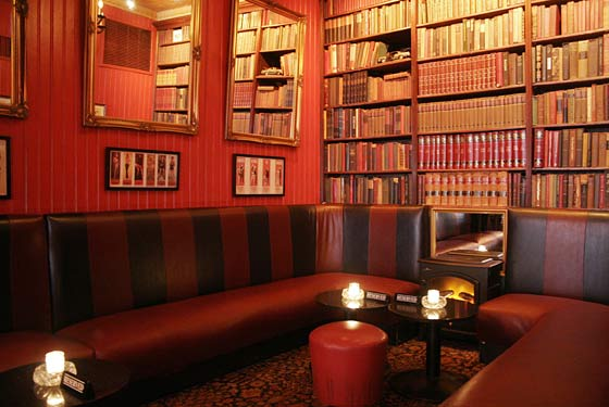 Hudson Bar And Books Drink Nyc The Best Happy Hours