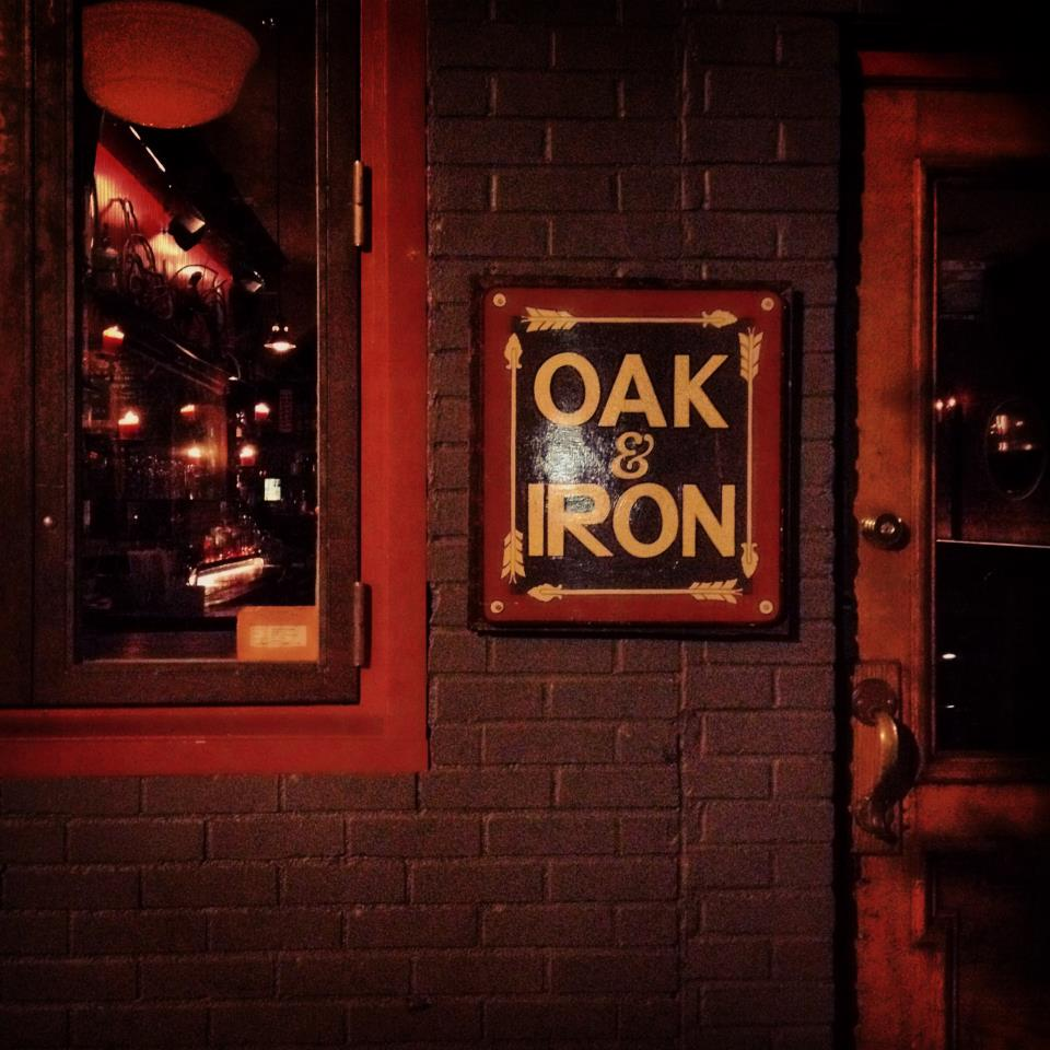 Oak and Iron