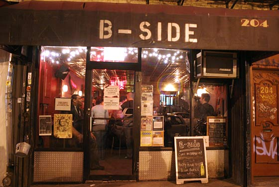 Happy Hour | B-Side | Drink NYC