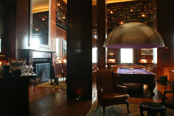 Library Bar at Hudson