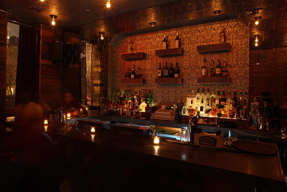 Back Room, The - Drink NYC - The Best Happy Hours, Drinks