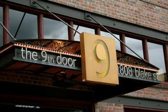 The 9th door lodo drink nyc the best happy hours for Door 9 denver