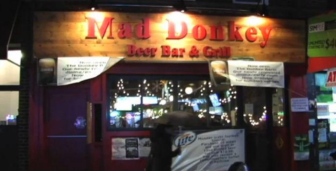 Mad Donkey Beer Bar and Grill