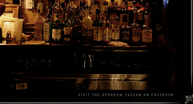 Sparrow Tavern, The