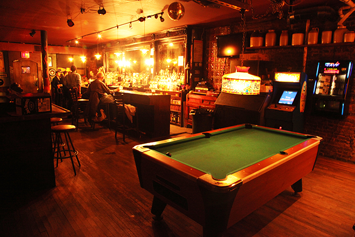 Phoenix The Drink NYC The Best Happy Hours Drinks Bars In - Pool table nyc