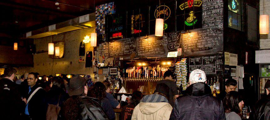 Barcade Drink Nyc The Best Happy Hours Drinks Amp Bars