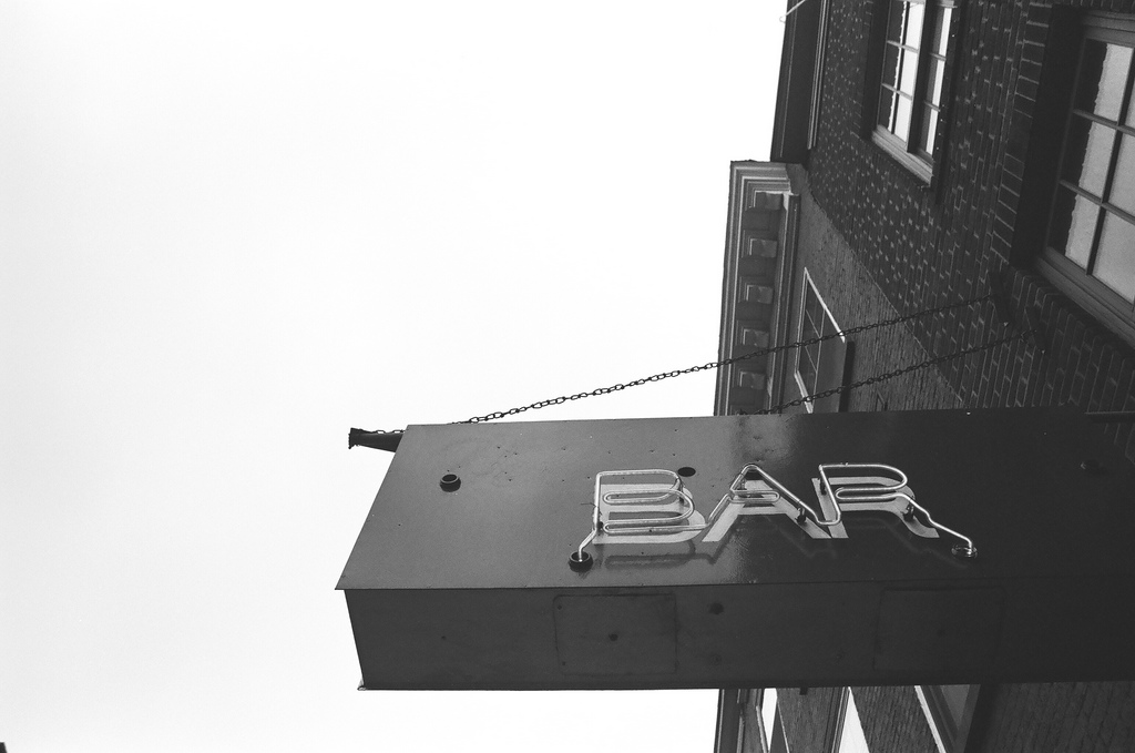 Happy Hour | Black and White | Drink NYC