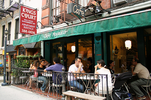 Cafe Mogador Drink NYC The Best Happy Hours Drinks Bars In New Yor