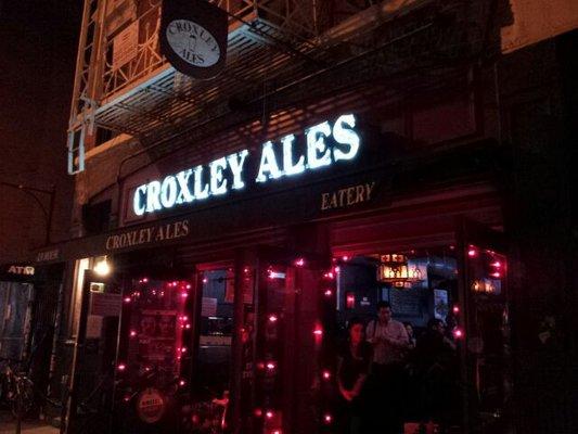 Happy Hour | Croxley Ales | Drink NYC