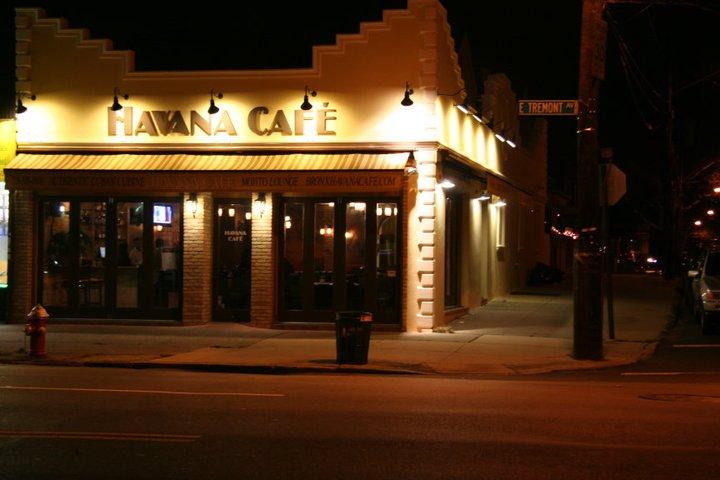 Havana Cafe Restaurant Bronx Ny