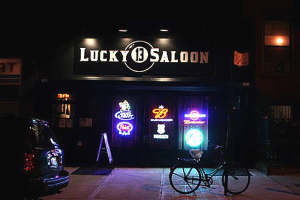 Lucky 13 Saloon Leaving Park Slope For Gowanus