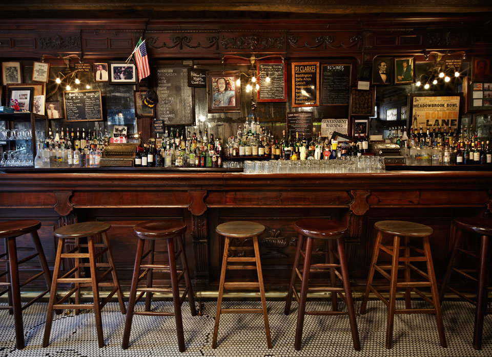 P J Clarke S Drink Nyc The Best Happy Hours Drinks