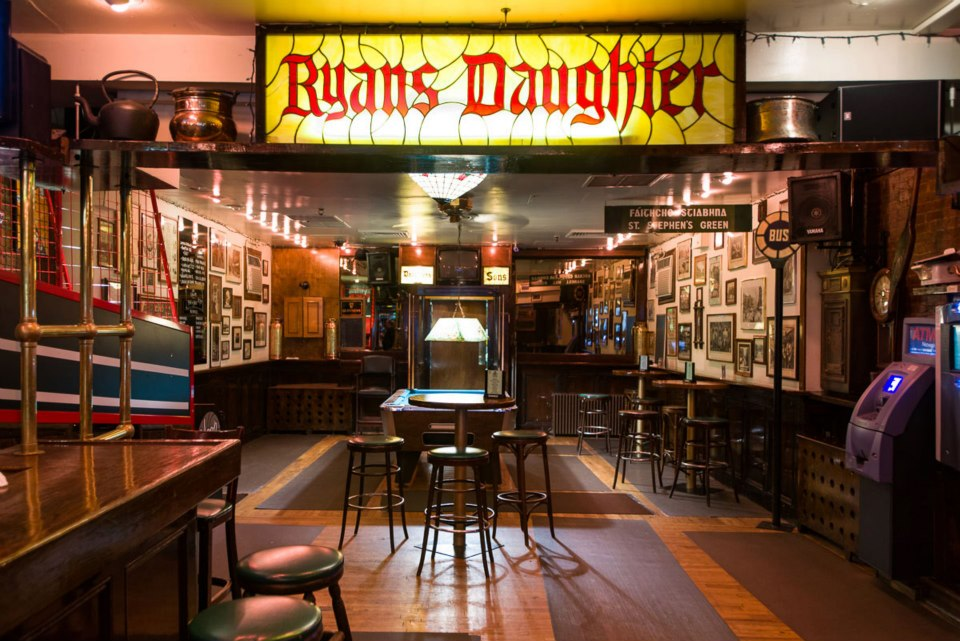 Ryan S Daughter Drink Nyc The Best Happy Hours Drinks