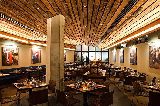 David Burke Kitchen Restaurant New York