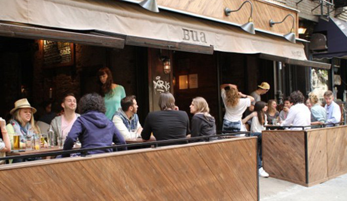 bars with outdoor seating Soak up the Sun at These Bars With Outdoor Seating   Drink NYC  bars with outdoor seating